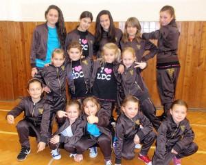 Taneční skupina Limit D.C.