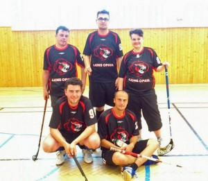 Florbalový klub - Lions Opava